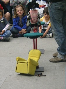 Titirimundi 2009. Segovia
