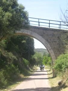 Vía Verde del Tajuña