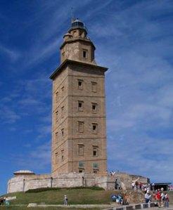 Torre de Hércules. www.iberarte.com