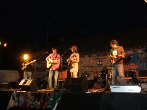 Bluegrass, en concierto