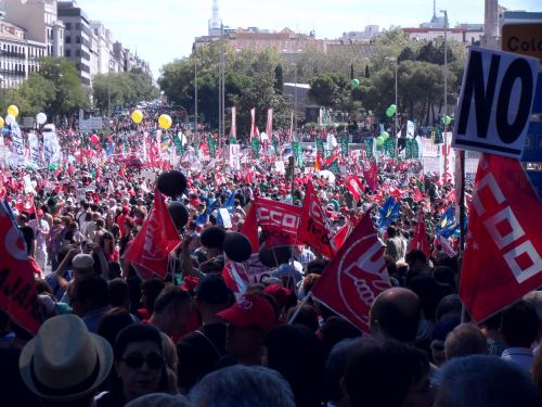 Colón. Madrid.15-9-2012