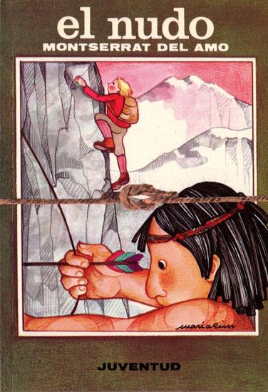 l nudo. Ilust. de María Rius. Juventud, 1980